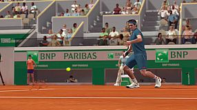 Tennis World Tour: Roland-Garros Edition zwiastun #1