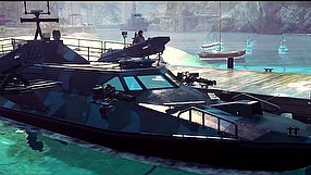Just Cause 3 Bavarium Sea Heist DLC - trailer