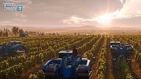 Farming Simulator 22 zwiastun fabularny