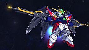 SD Gundam G Generation Cross Rays zwiastun #1