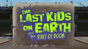 The Last Kids on Earth and the Staff of Doom zwiastun #1