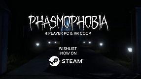 Phasmophobia zwiastun #1