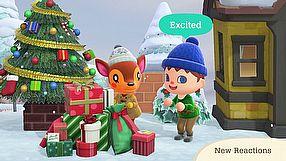 Animal Crossing: New Horizons zimowa aktualizacja