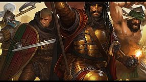 Battle Brothers Blazing Deserts DLC