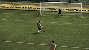 Pro Evolution Soccer 2010 Rzuty karne – Strzelanie