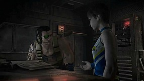 Resident Evil 0 HD preorder costumes
