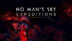No Man's Sky zwiastun aktualizacji Expeditions
