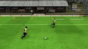 FIFA 10 Drybling i sztuczki – Wypuszczenie piłki przed siebie