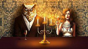 Dinner with an Owl teaser #1