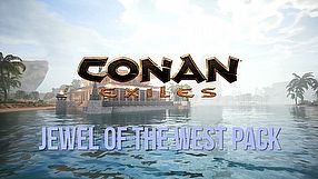 Conan Exiles Klejnot Zachodu