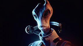 Mass Effect: Edycja legendarna porównanie graficzne edycji Legendary z oryginałem