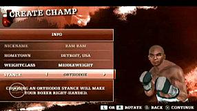 Fight Night Round 3 #1