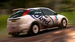 DiRT Rally rajd Finlandii