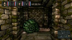 Legend of Grimrock gameplay #1