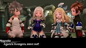 Bravely Second: End Layer trailer