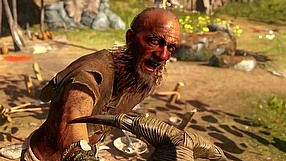 Far Cry Primal dziennik dewelopera - tworzenie postaci i języka (PL)