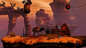 Oddworld: Abe's Oddysee New N' Tasty E3 2013 trailer