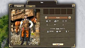 Grand Ages: Medieval gameplay