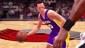 NBA Live 14 teaser
