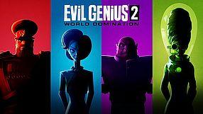 Evil Genius 2: World Domination zwiastun fabularny