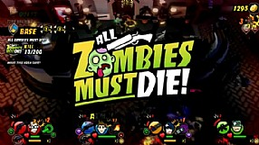 All Zombies Must Die! trailer #2