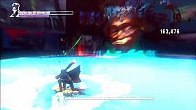DMC: Devil May Cry Bob Barbas - walka z trzecim bossem faza 3/3