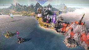Total War: Warhammer II Pokaz całej mapy