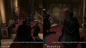 Assassin's Creed III porównanie ustawień graficznych - GRY-OnLine.pl