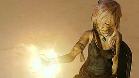 Lightning Returns: Final Fantasy XIII Tomb Raider DLC trailer