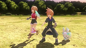 World of Final Fantasy rozgrywka z komentarzem