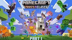 Minecraft zwiastun aktualizacji Caves & Cliffs Part 1