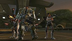 XCOM: Enemy Within rozgrywka z komentarzem twórców (PL)