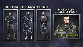 Call of Duty: Ghosts customization items trailer