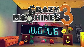 Crazy Machines 3 gamescom 2016 - trailer