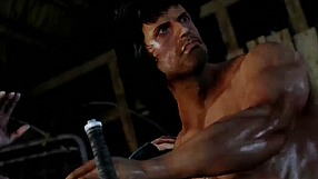 Rambo: The Video Game zwiastun rozgrywki #1
