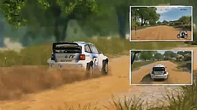 WRC 3 Argentina Track Gameplay