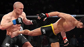 EA Sports UFC E3 2014 - trailer