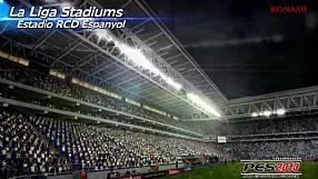Pro Evolution Soccer 2013 prezentacja stadionów