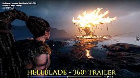 Hellblade: Senua's Sacrifice zwiastun wersji VR