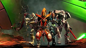Battleborn competitive multiplayer