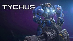 Heroes of the Storm Tychus Findlay - trailer
