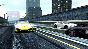 Need for Speed: Most Wanted zwiastun wersji mobilnych