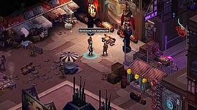 Shadowrun Returns zwiastun na premierę