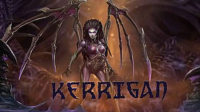 Heroes of the Storm Kerrigan - trailer