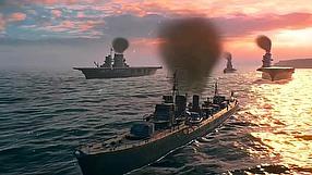 World of Warships zwiastun zamkniętej bety #2