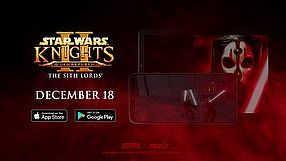 Star Wars: Knights of the Old Republic II - The Sith Lords wersja mobilna