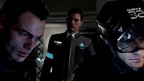 Detroit: Become Human E3 2017 live gameplay
