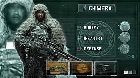 Act of Aggression Chimera faction