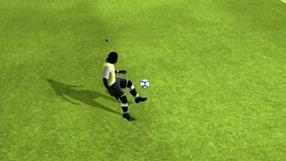 FIFA 10 Drybling i sztuczki – Podbicie piłki + przerzut