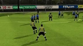FIFA 10 Rzuty wolne – Przywołanie drugiego zawodnika